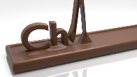 Blender Chocolate Bar Animation