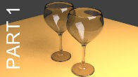 Blender Wine Glass - 1 of 2