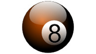 Inkscape Eight Ball